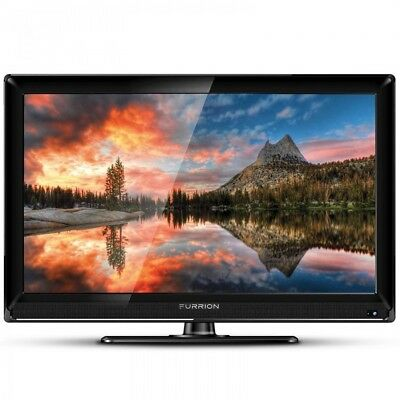 Furrion 24 Inch HD LED TV & DVD Combo - 12v / 24v / 240v