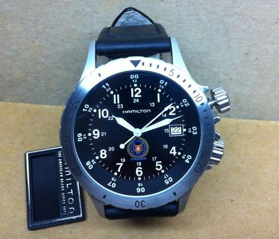 Limited Edition Singapore Armed Forces(SAF) Army Hamilton Watch New with Tag