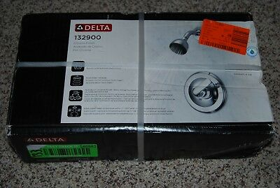 DELTA 132900 Chrome SHOWER FAUCET & HANDLE~ Scald-Guard NEW IN BOX!