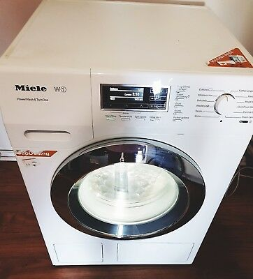 Miele TOP OF THE RANGE washing machine 8kg inside light $3900 RRP