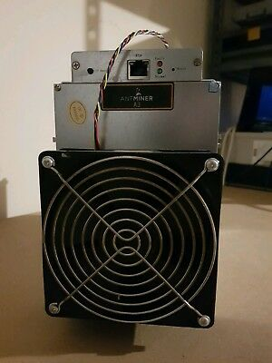 Bitmain Antminer A3 mine Sia coin 815GH/s cryptocurrency 1 months old.