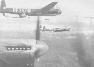 Photo 7X5 Avro LINCOLN [001]