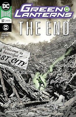Green Lanterns #57 Dc Comics Near Mint 10/17/18