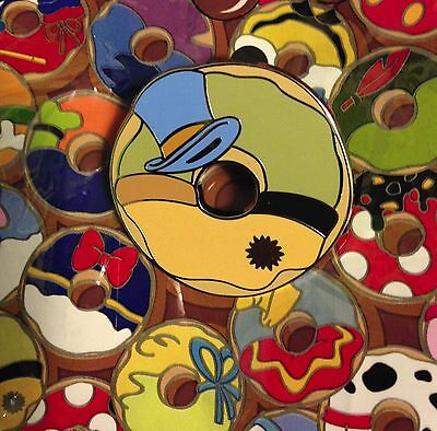 JIMINY CRICKET Disney Mystery Pin CHARACTER DONUTS from Collectible Pin Pack NEW