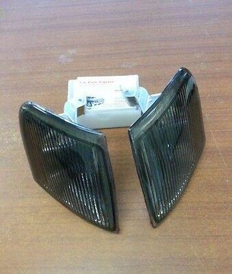 Ford Escort RS Cosworth Smoked Front side position lamps Side Lights XR3i RS2000