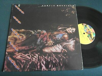 Lp   Curtis Mayfield  -  Give, Get, Take And Have  (Orig.1976 Us-Press)  Vg ++