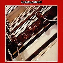 1962-1966 (Red Album) von Beatles,the | CD | Zustand sehr gut