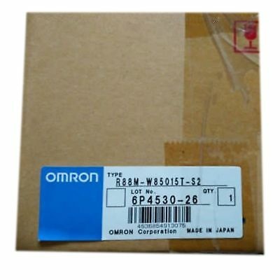 1PCS New Omron servo motor R88M-W85015T-S2 One year warranty R88MW85015TS2