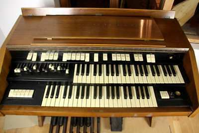 Hammond Orgel T 200 original Tone Wheel - no modeling! Eingebautes Leslie!