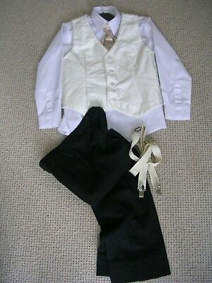 Page Boys' Outfit age 6-7