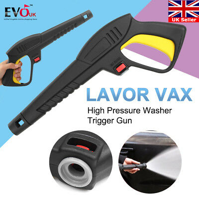 High Pressure Washer Trigger Gun / Turbo / Variable Lance Nozzle For LAVOR VAX