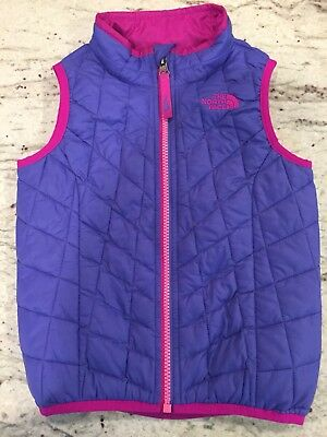 Girls 4T The North Face Thermoball Vest