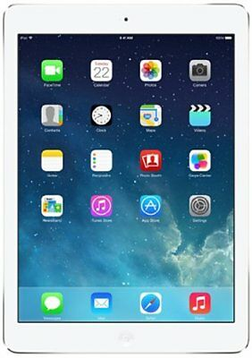 Apple iPad Air 1st Gen. 32GB, Wi-Fi + 4G Cellular (Unlocked), 9.7in - Silver