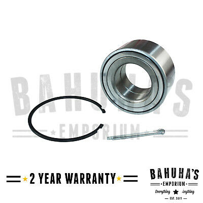 Front Wheel Bearing Fit For A Nissan Almera Mk2 1.5 1.8 2.2 2000>Onwards