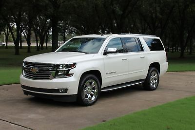 2015 Chevrolet Suburban LTZ 1 Owner Perfect Carfax One Owner Perfect Carfax Non Smoker Loaded LTZ MSRP New $69645