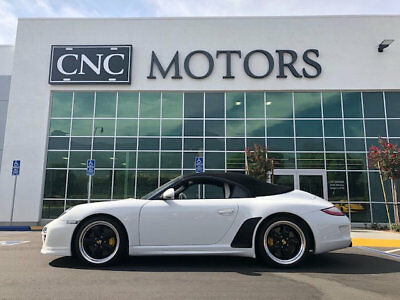 2011 Porsche 911 2dr Speedster 2011 Porsche 911 997 Speedster 1,710 Miles 256 of 356 / 100 for US / CNC Motors