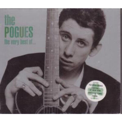 POGUES Very Best Of CD Europe Wea 2001 21 Track With Card Outer Slipcase