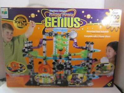 The Learning Journey Techno Gears Marble Mania Genius W