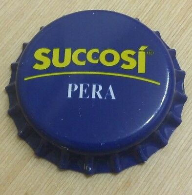 SUCCOSI' alten kronkorken chapa vecchio tappo corona bottle crown cap (nb)
