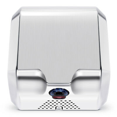 Commercial Bathroom Automatic High Speed Hand Dryer, Stainless Steel 304