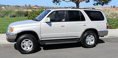 1997 Toyota 4Runner SR5 Premium uper Clean! Everything Works! Just over 50,000 Miles on JDM (Japanese) Engine!
