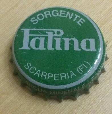 PALINA alten kronkorken chapa vecchio tappo corona bottle crown cap grande 32mm