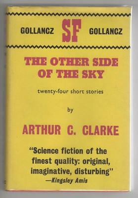 The Other Side of the Sky by Arthur C. Clarke (Gollancz) Publisher's File Copy