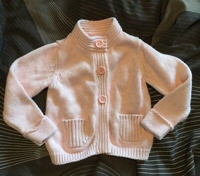 Baby Girl's Chunky Cardigan 6-9 Months