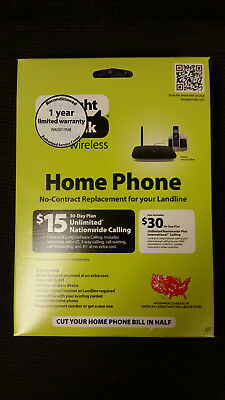 Straight Talk Wireless Home Phone Connect STHUH226CR