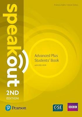Speakout Advanced Plus 2nd Edition Students' Book and DVD-ROM Pack by Steve Oake
