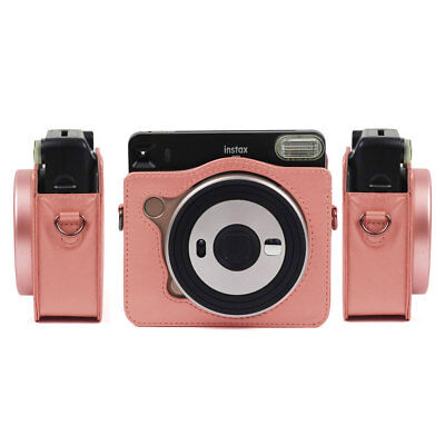 Case for Fujifilm Instax Square SQ6 Instant Film Camera with Adjustable Strap