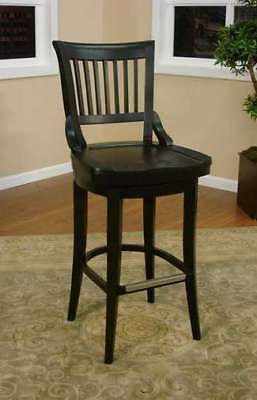 Liberty Tall Bar Stool Black