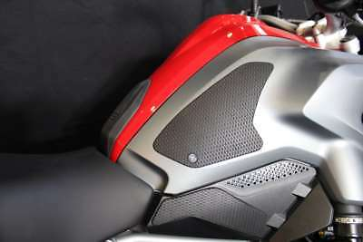 TechSpec Gripster Tank Grip Pads for the BMW R1200GS LC 2013-16 - SnakeSkin