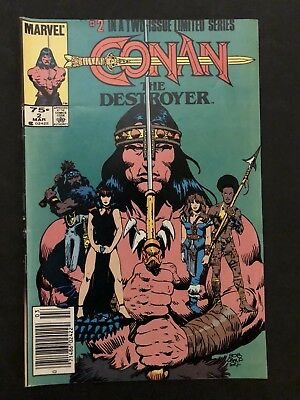 Conan The Destroyer Vol. 1 #2. (1985)