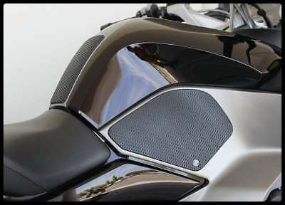 TechSpec Gripster Tank Grip Pads for the BMW R1200RT LC 2014-up - SnakeSkin