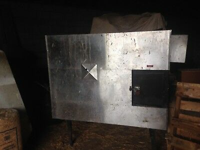 Southern Pride Gas/Wood Fired Commercial Barbecue Oven Smoker Spk 280 SL