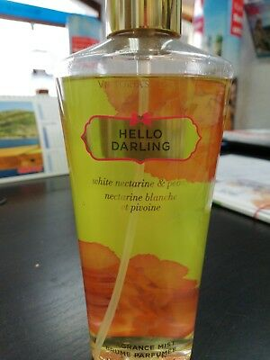 Victoria secret Körperspray Hello Darling 250ml fast voll