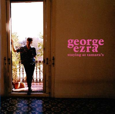 Staying At Tamara's By George Ezra Music CD Disc Pop Classic Album 11 Tracks New
