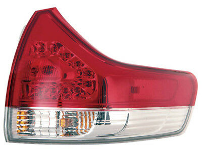 For Toyota Sienna Van Base Le Xle Limited 11 12 Tail Light W Bulb Passenger