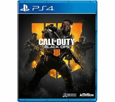 PS4 Call of Duty: Black Ops 4 - Currys