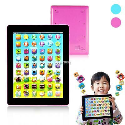 Mini Children kid Multi-function Educational Learning Touch Tablet Pad toy gift'