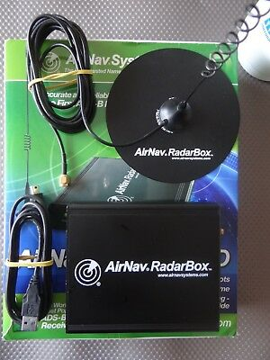 AirNav RadarBox 3D ADS-B Receiver