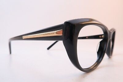 Vintage Givenchy eyeglasses frames VGV 742 col 0700 Size 53-16 140 made in Italy