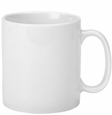 24 x RG Tableware Straight Sided Mugs 10oz 280cl Tea Coffee Catering Cafe J2ST+