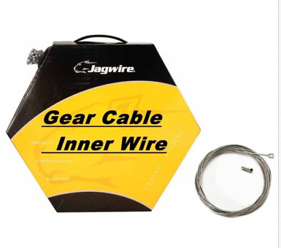 6 JAGWIRE INNER GEAR CABLE 1.2MM  X 2.3MM GALVANISED