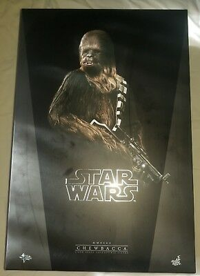 Chewbacca Chewie Star Wars Hot Toys Sideshow 1/6th Scale Figure MMS262 NEW