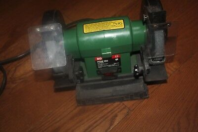 Bosch PSM 150 Bench Grinder 150mm 6 Inch Wheel Diameter 240V