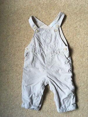 Little White Company Dungarees 3-6 Months - Excellant Conidtion
