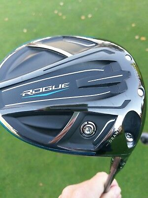 Callaway Rogue Draw Driver 10.5,  Aldila Synergy 50 Regular Shaft - Brand New