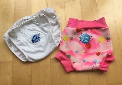 Splashabout Happy Nappy and Nappy Wrap - Medium